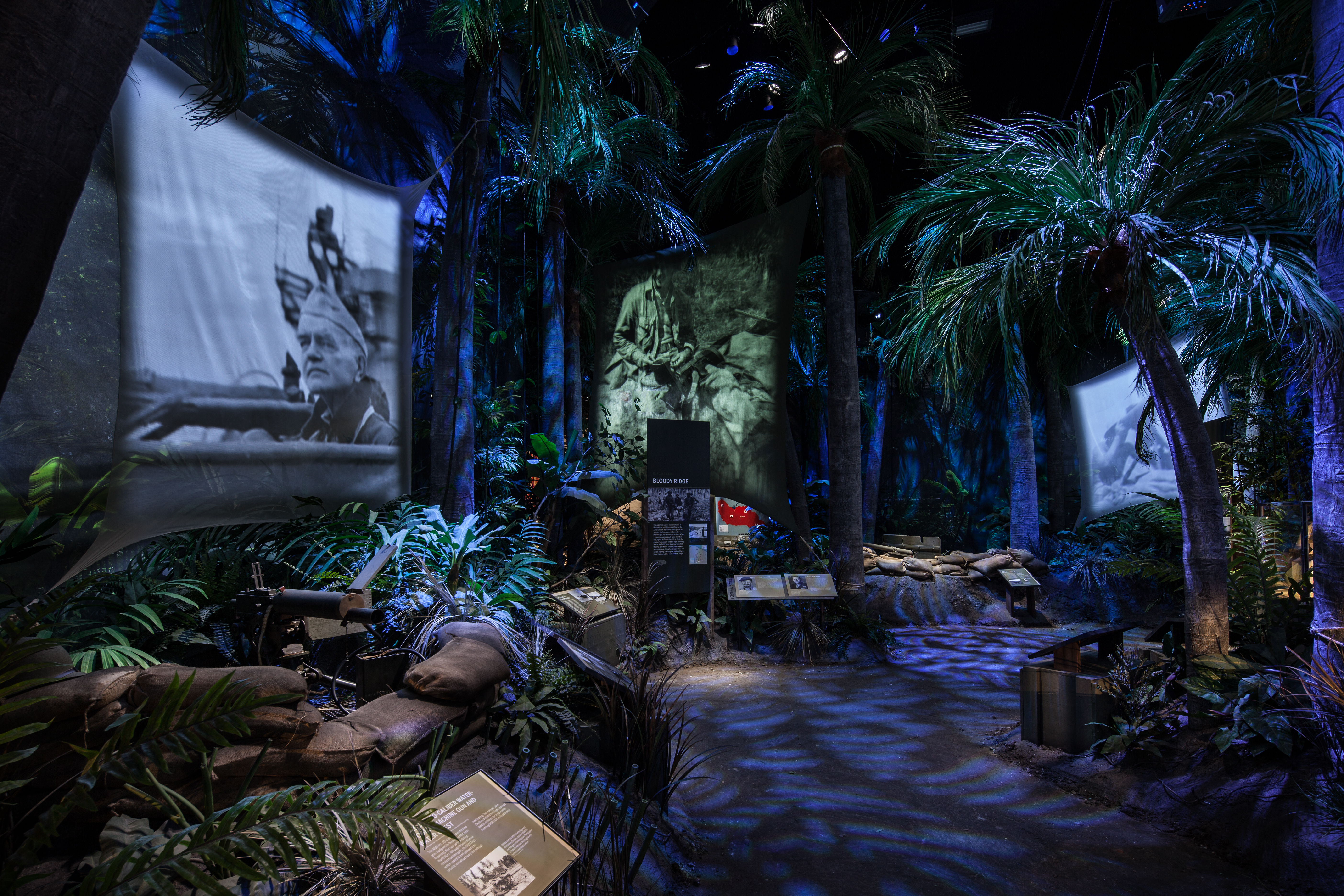 Guadalcanal: Green Hell Gallery in Road to Tokyo