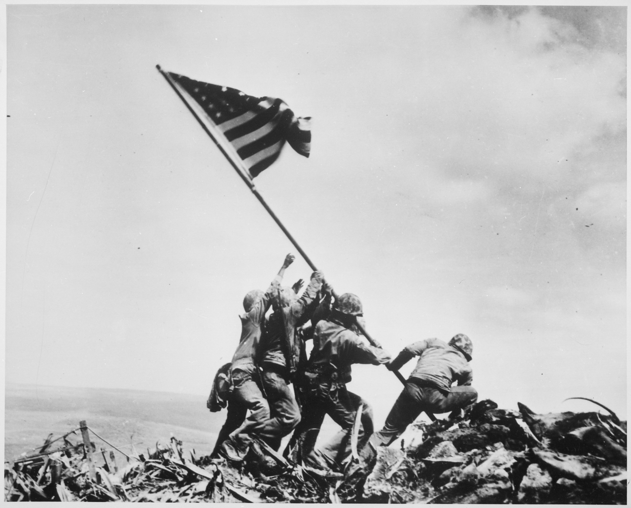 Iwo Jima and Okinawa: Death at Japan's Doorstep | The National WWII Museum | New Orleans