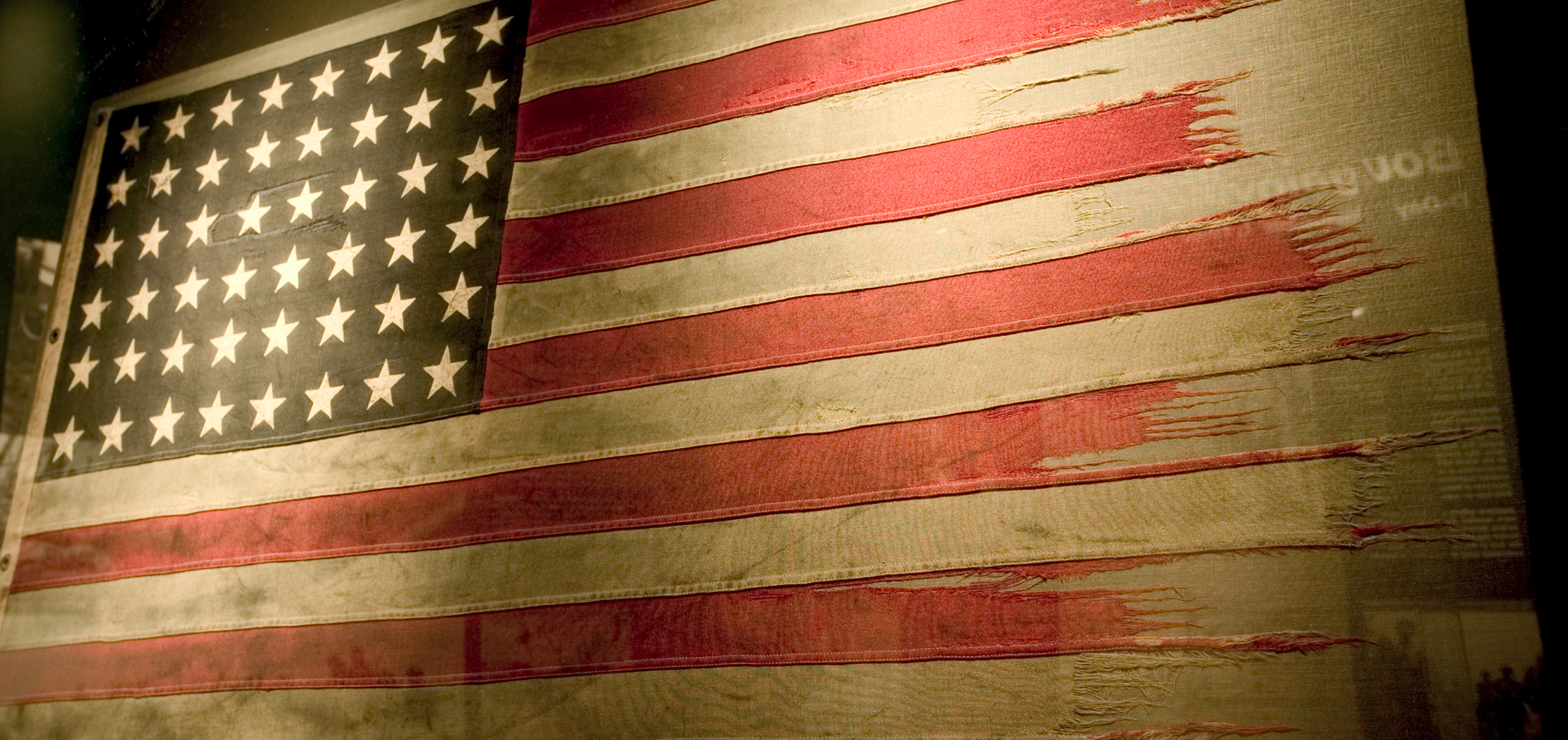 D-Day Invasion of Normandy gallery, American flag