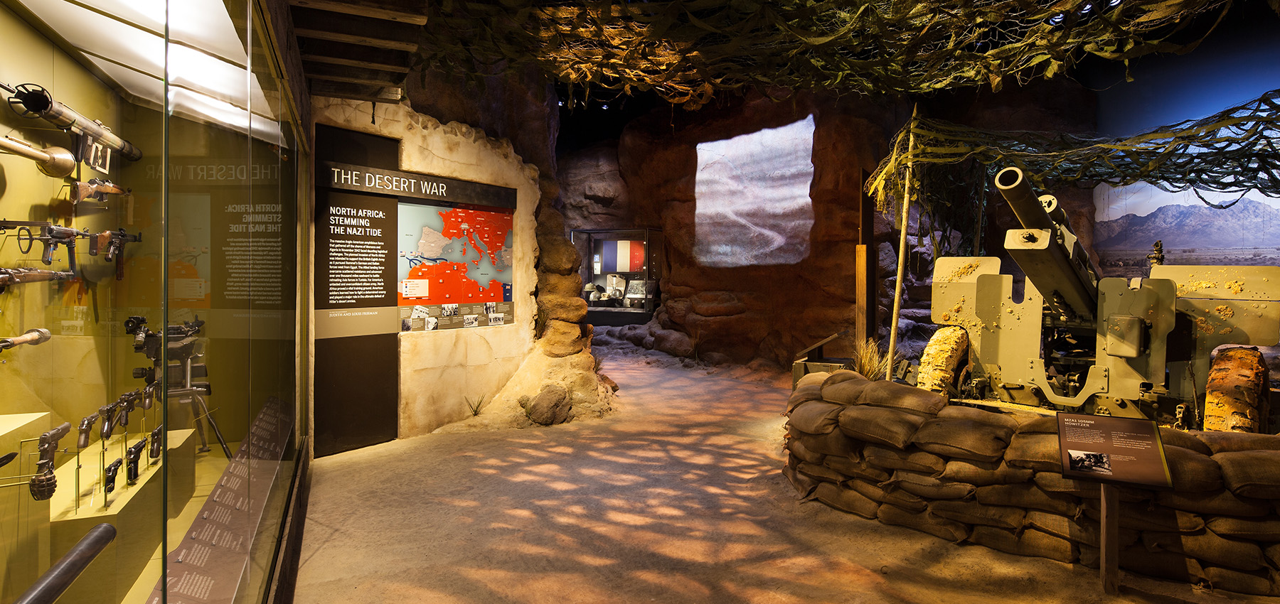 Desert War - North Africa | The National WWII Museum | New Orleans