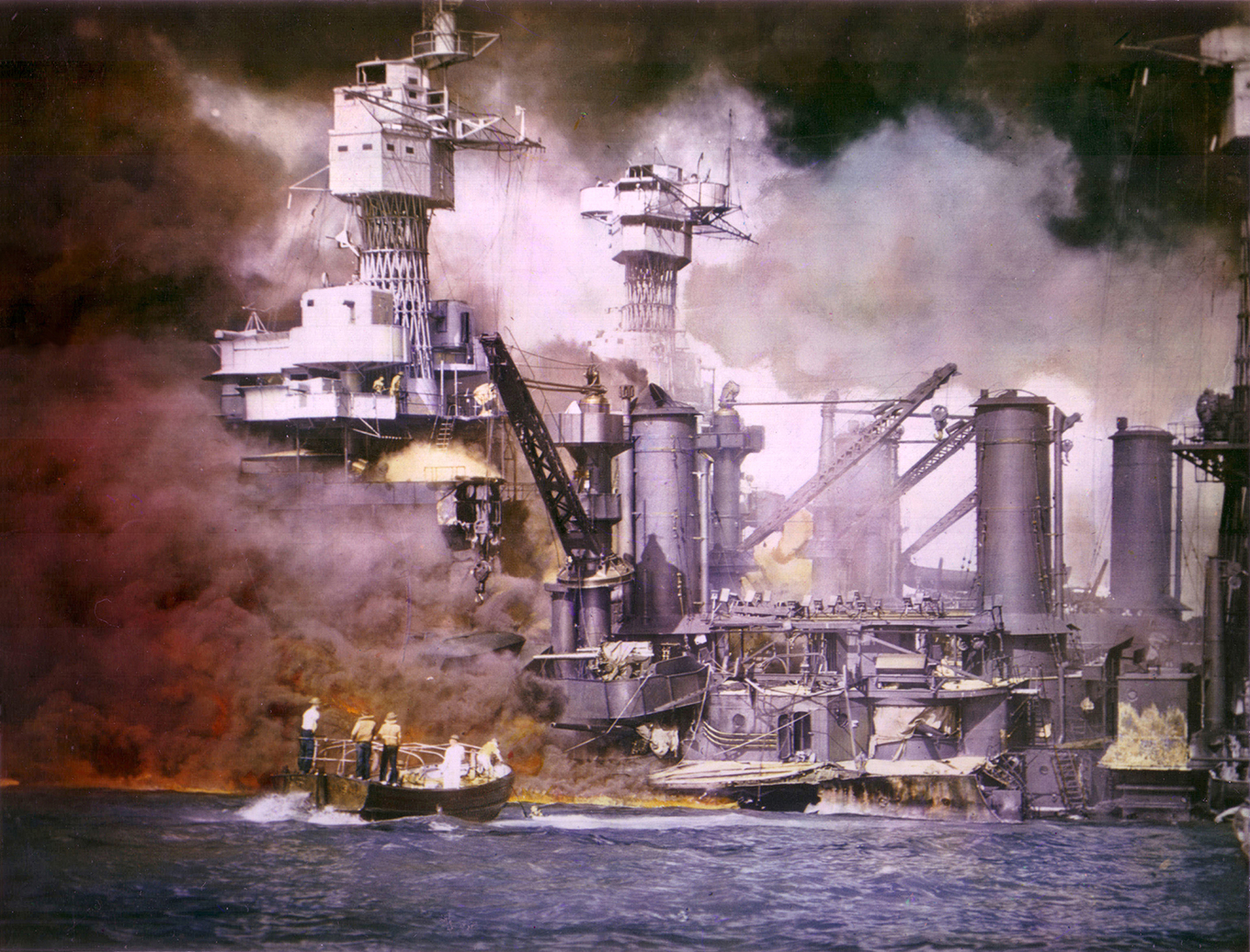 an account of events leading up to the pearl harbor attack in day of infamy Pearl harbor day occurs on december 7 th every year and is a time to remember one of the most significant events that occurred in us and world history, the japanese surprise attack on hawaii on december 7 th, 1941, the japanese launched two waves of aircraft striking american forces based in / around pearl harbor in the (at the time.
