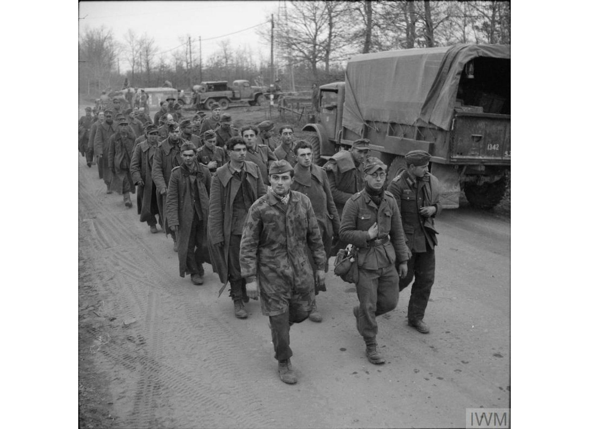 Last Ride at Anzio: The German Counterattacks, February 1944