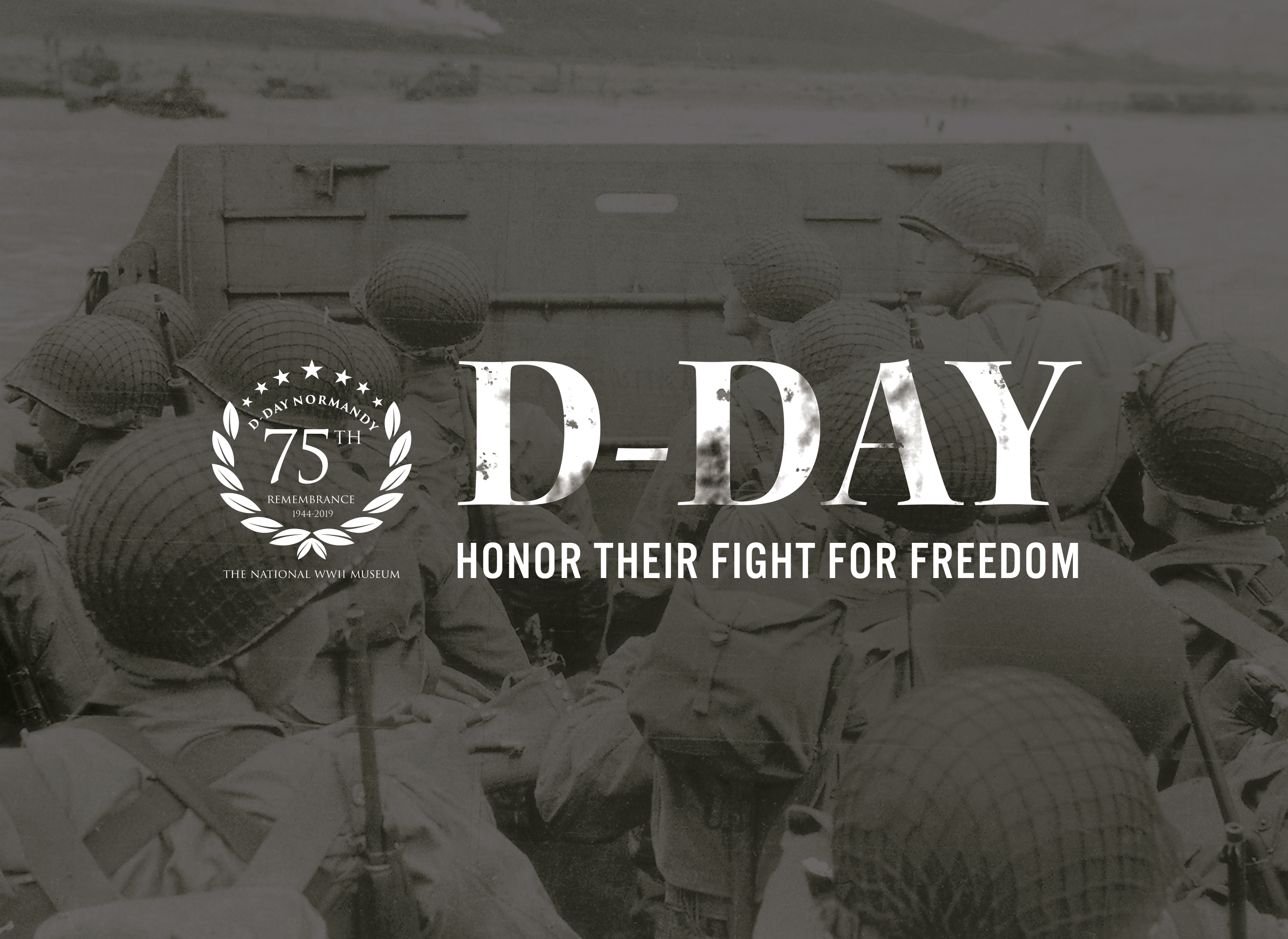 The 75th Anniversary of D‑Day | The National WWII Museum | New Orleans