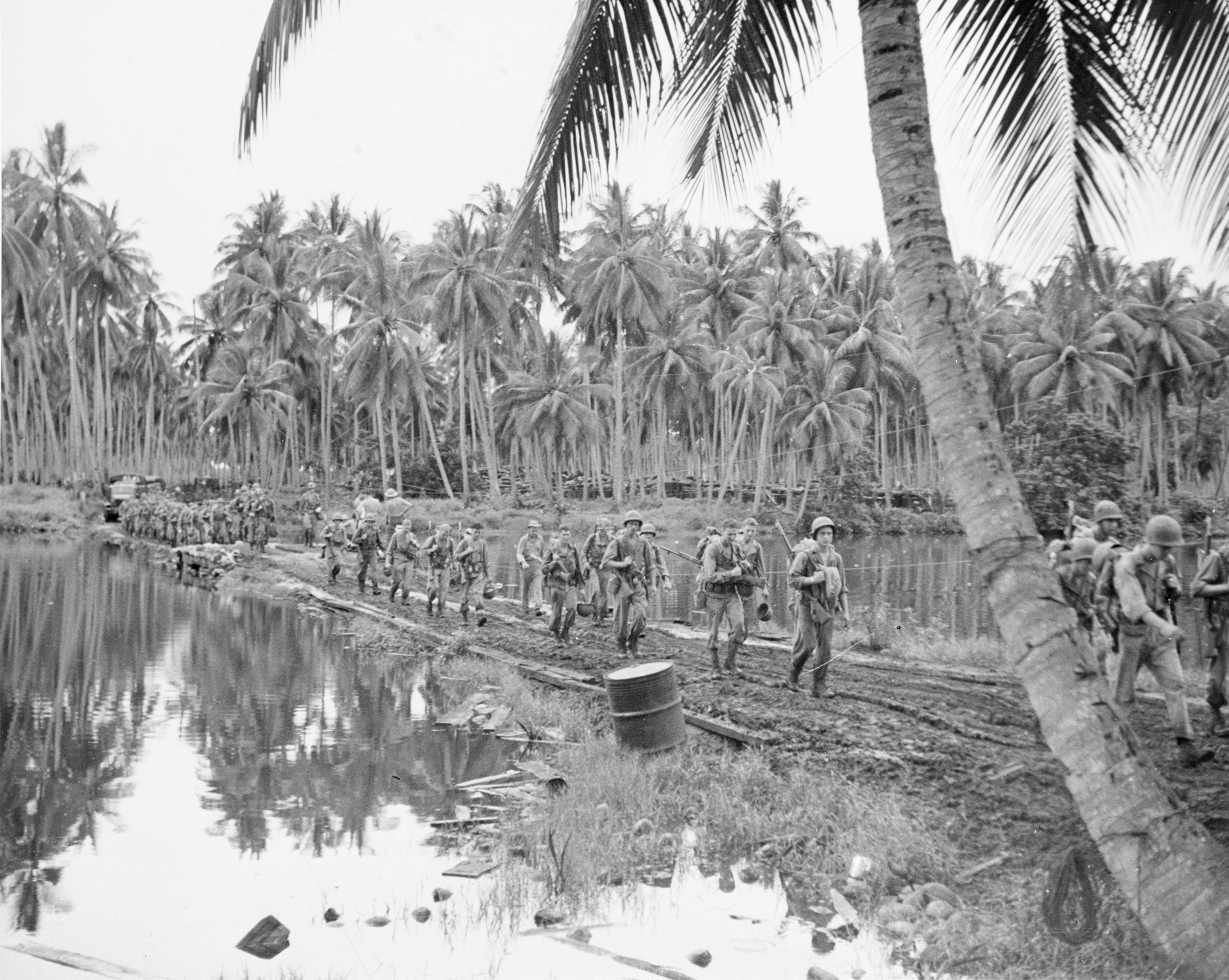 Victory in the Pacific: Battle of Guadalcanal | The National WWII Museum | New Orleans