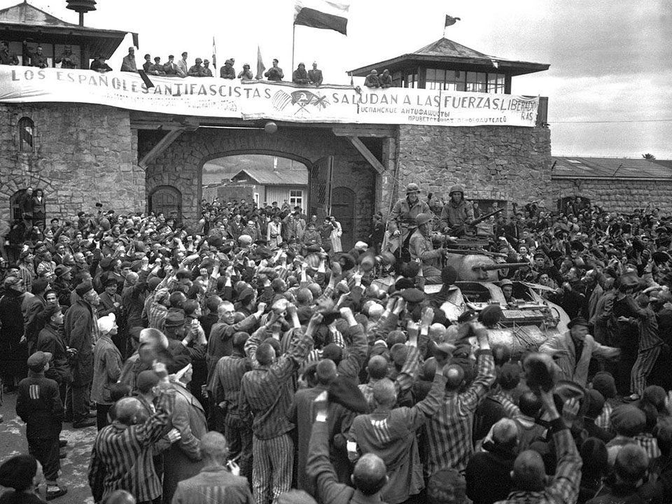 Mauthausen concentration camp - Travel with JWF