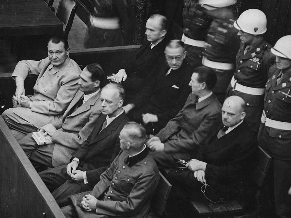 War Crimes on Trial: The Nuremberg and Tokyo Trials | The National WWII  Museum | New Orleans