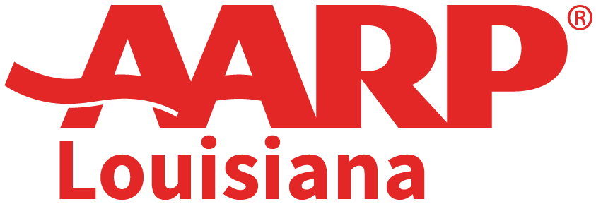 AARP Louisiana Logo