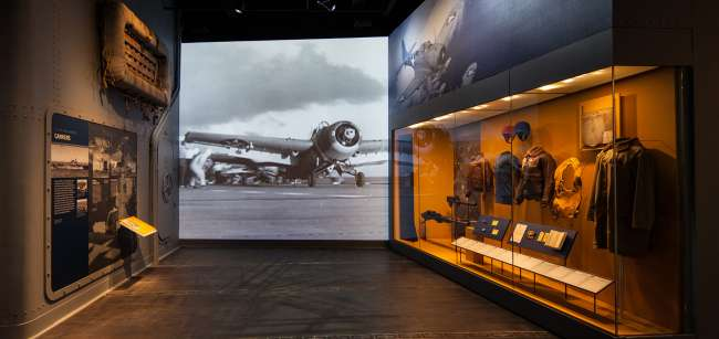 New Naval Warfare gallery, planes and uniforms, Road to Tokyo