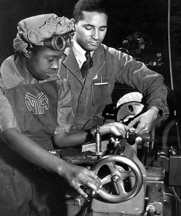 African Americans in World War II