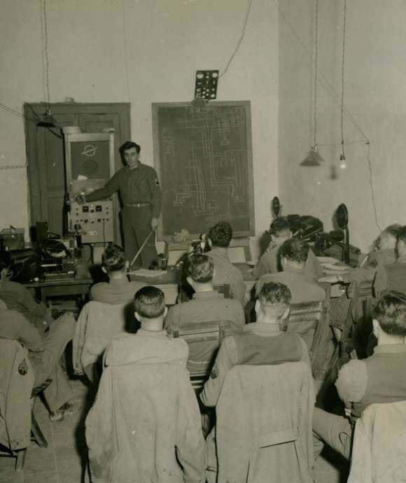 Students in World War II