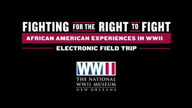 Fighting for the Right to Fight Electronic Field Trip Trailer