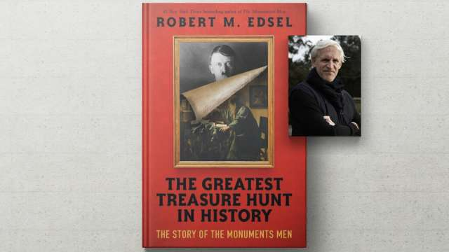 Robert Edsel Monuments Men Webinar