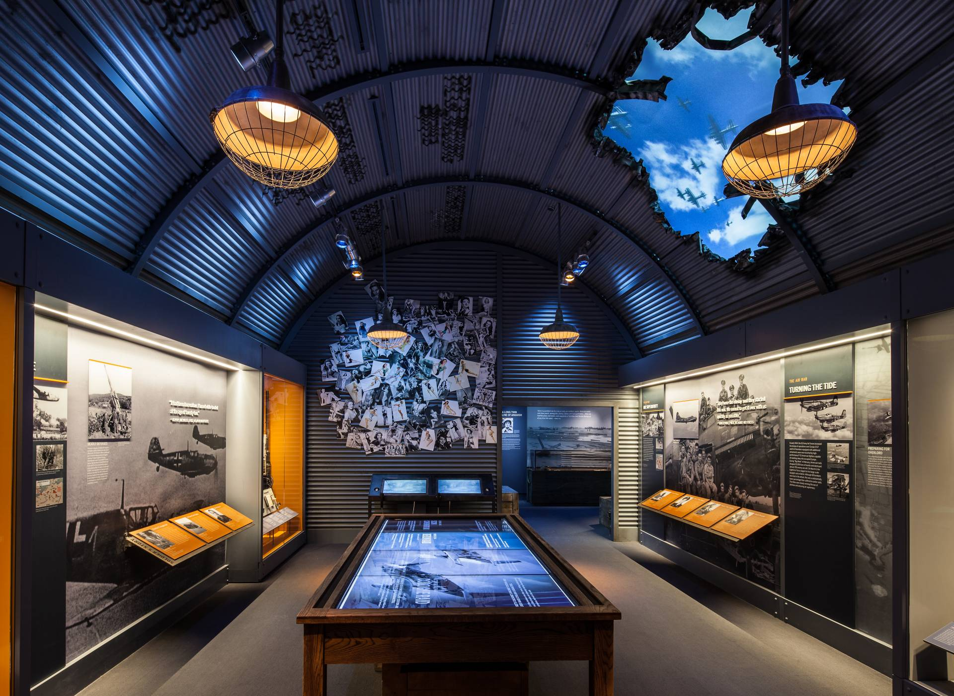 Air War gallery, Road to Berlin