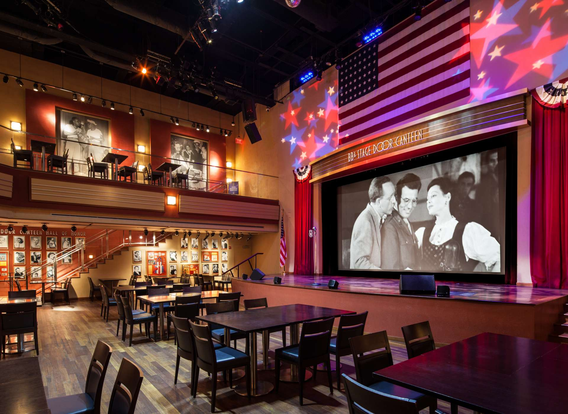 BB's Stage Door Canteen