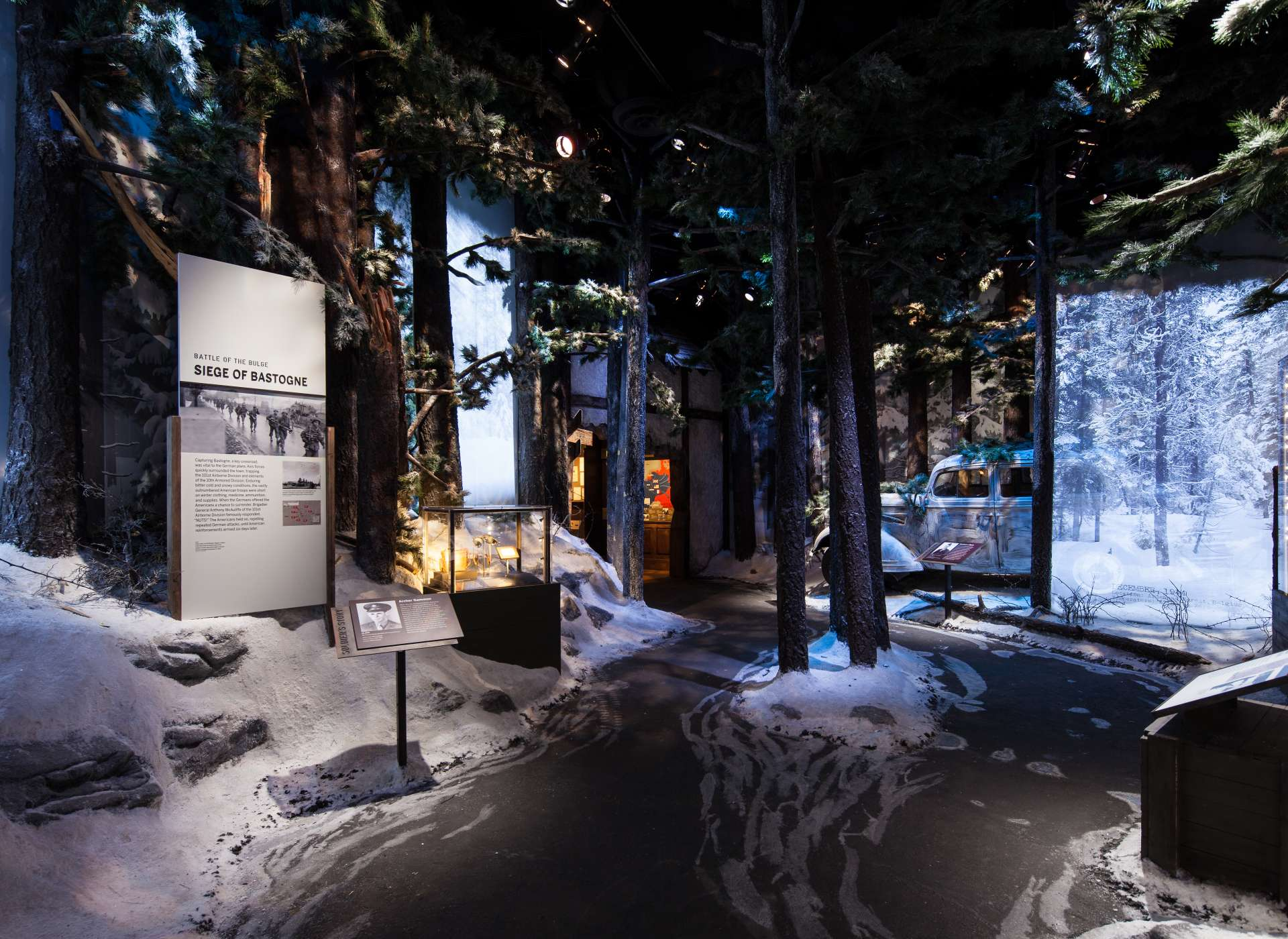 Battle of the Bulge Gallery, Road to Berlin