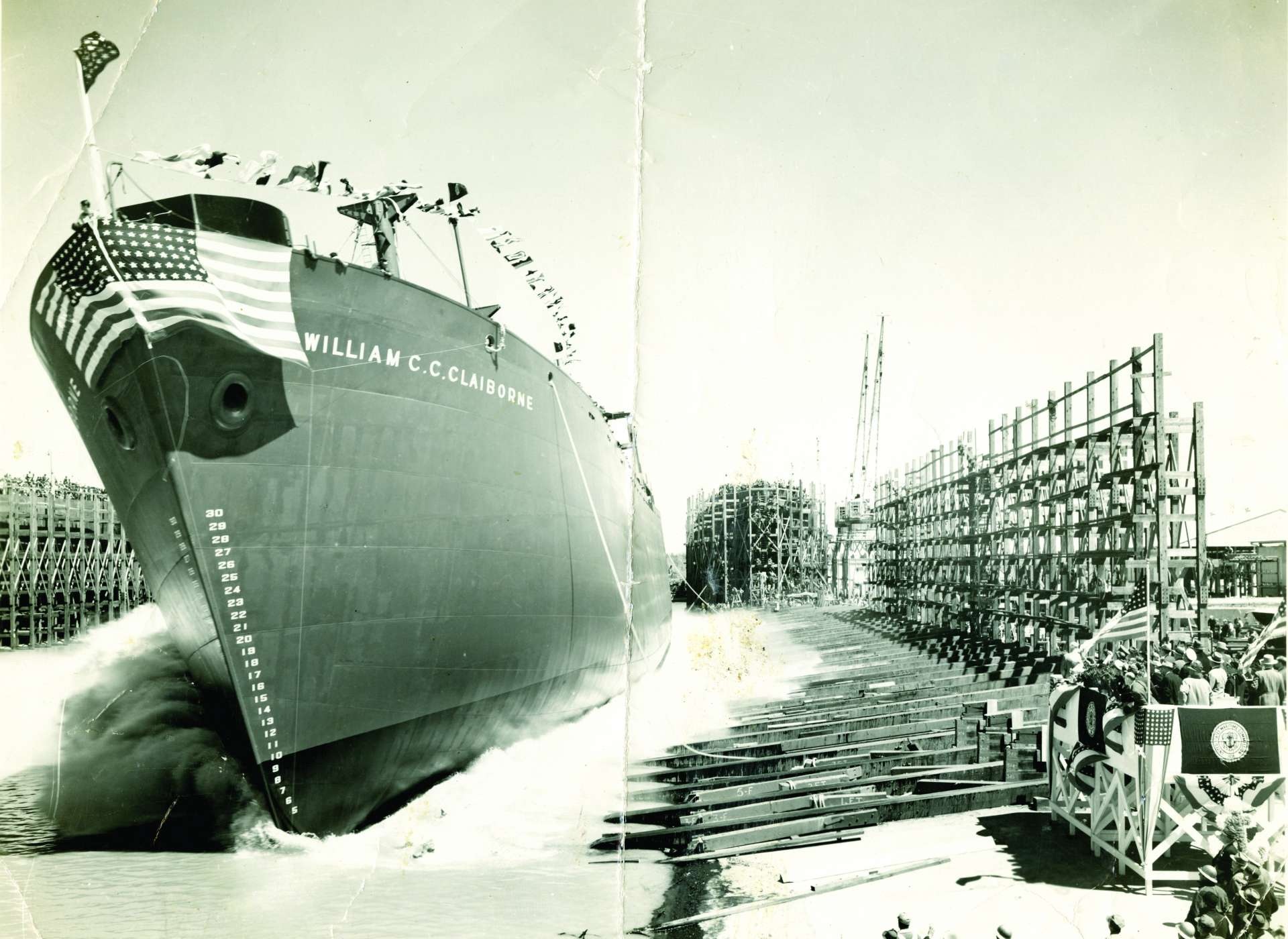 SS William C.C. Claiborne