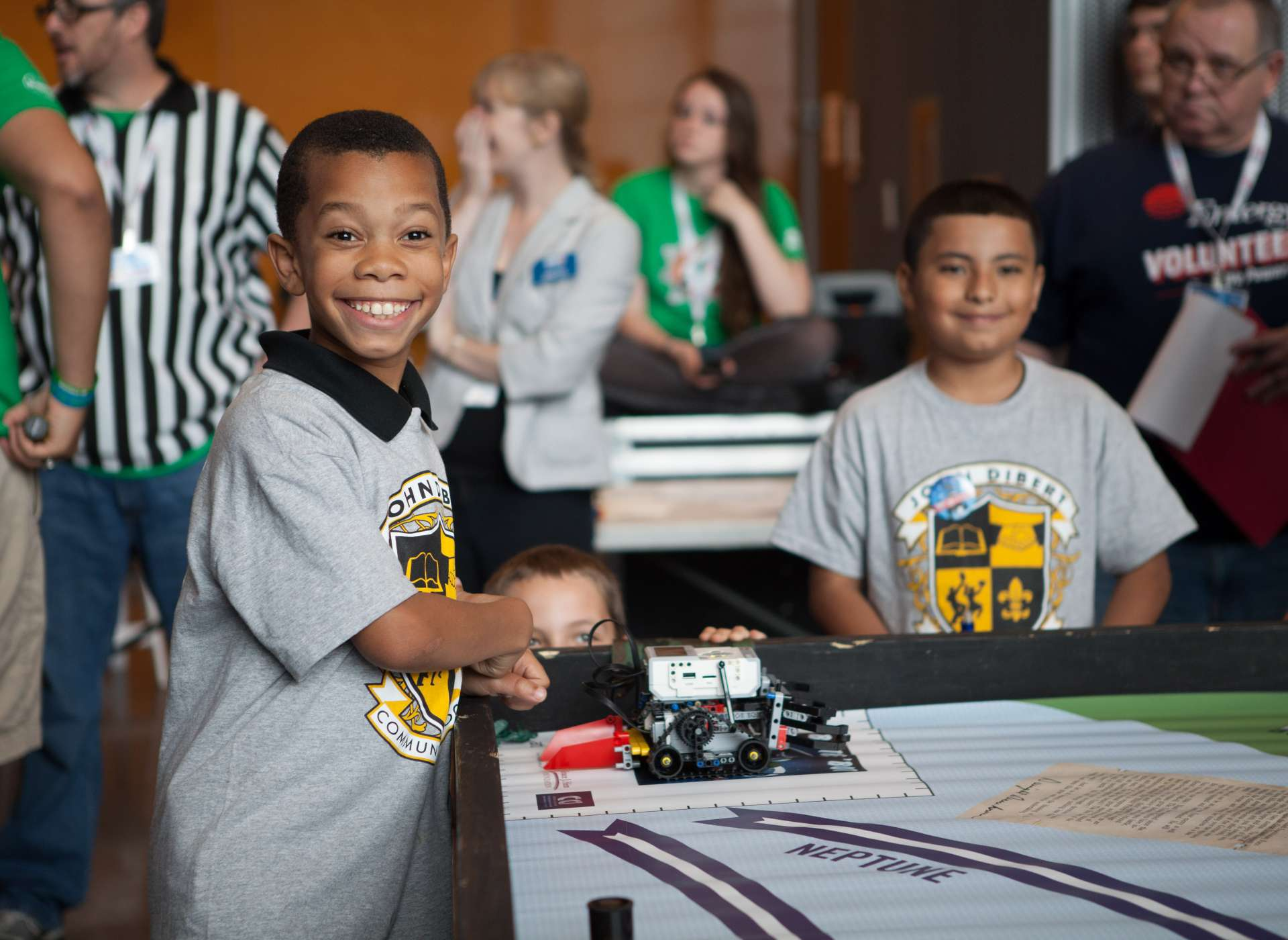 Robotics Challenge   The National WWII Museum   New Orleans