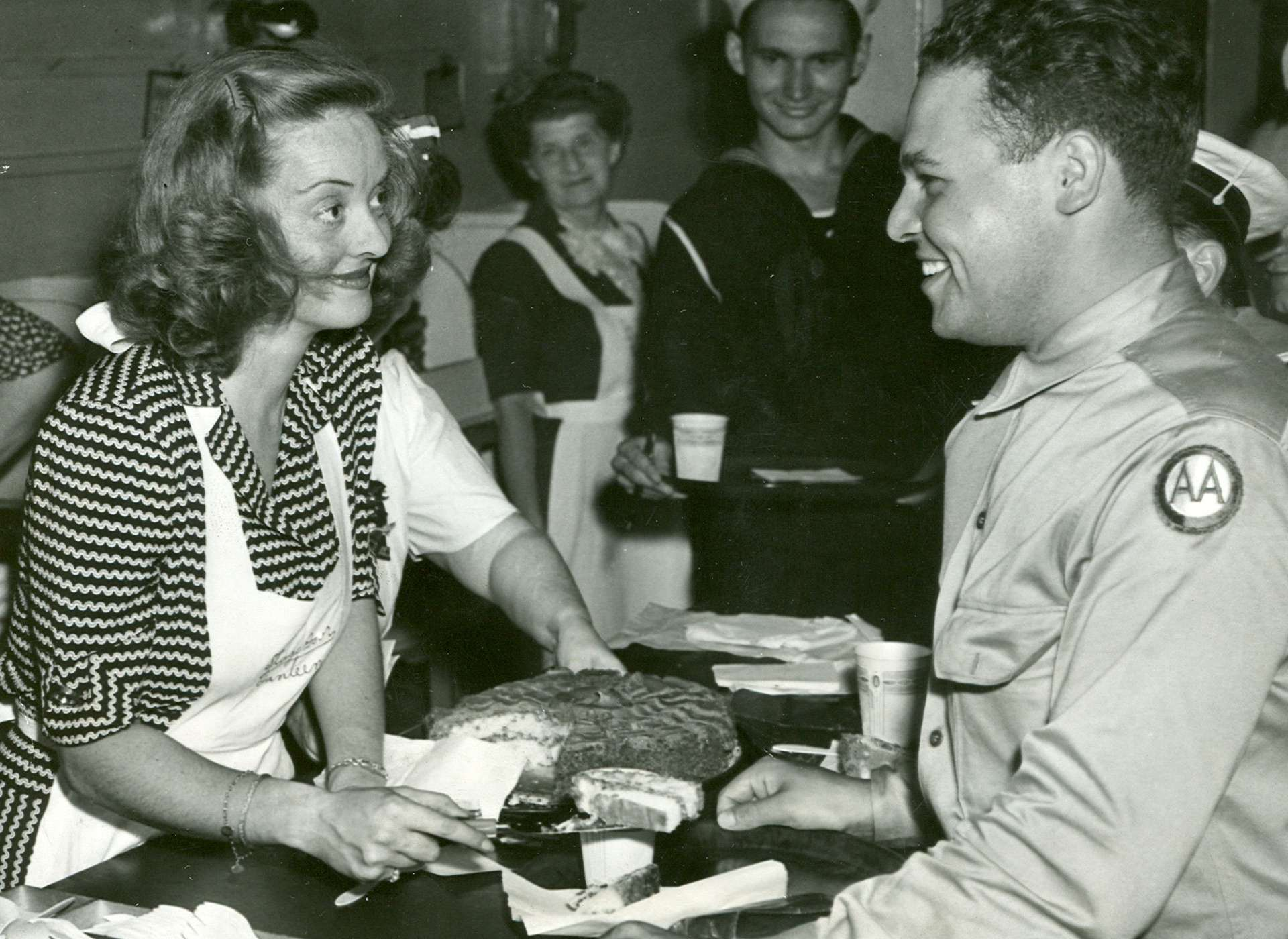 The Original Stage Door Canteen | The National WWII Museum