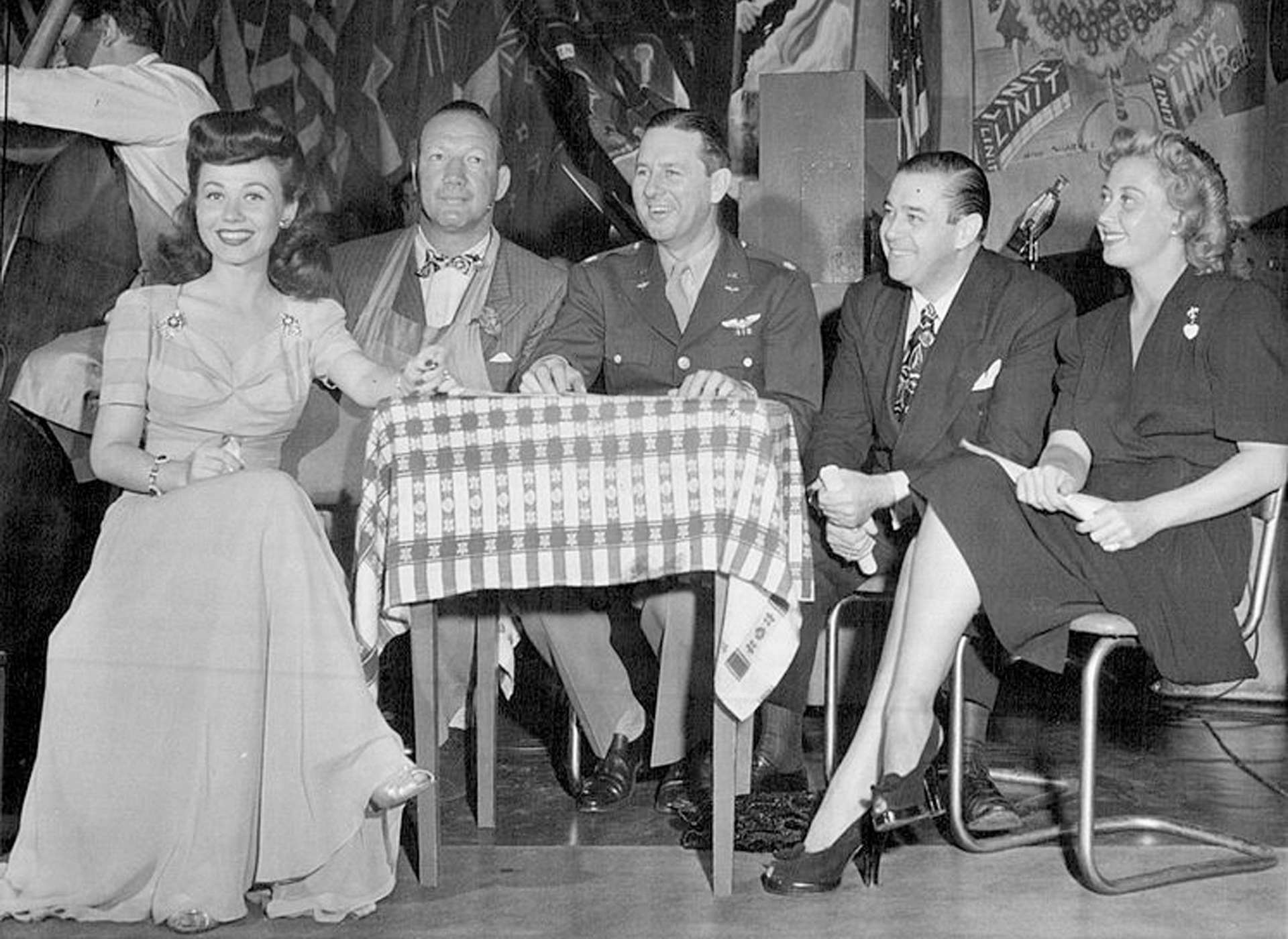 The Stage Door Canteen, NYC