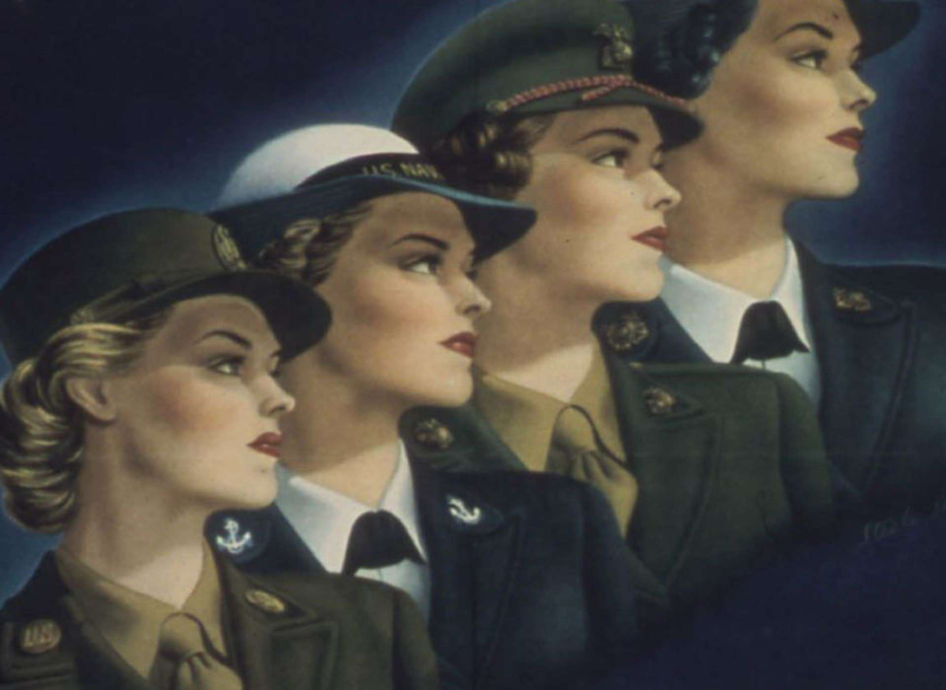 History At A Glance Women In World War Ii  The National Wwii  Nearly  American Women Served In Uniform Both At Home And Abroad  Volunteering For The Newly Formed Womens Army Auxiliary Corps Waacs  Reliable Writing Service also Thesis Statement Examples For Persuasive Essays  Thesis Essay Example
