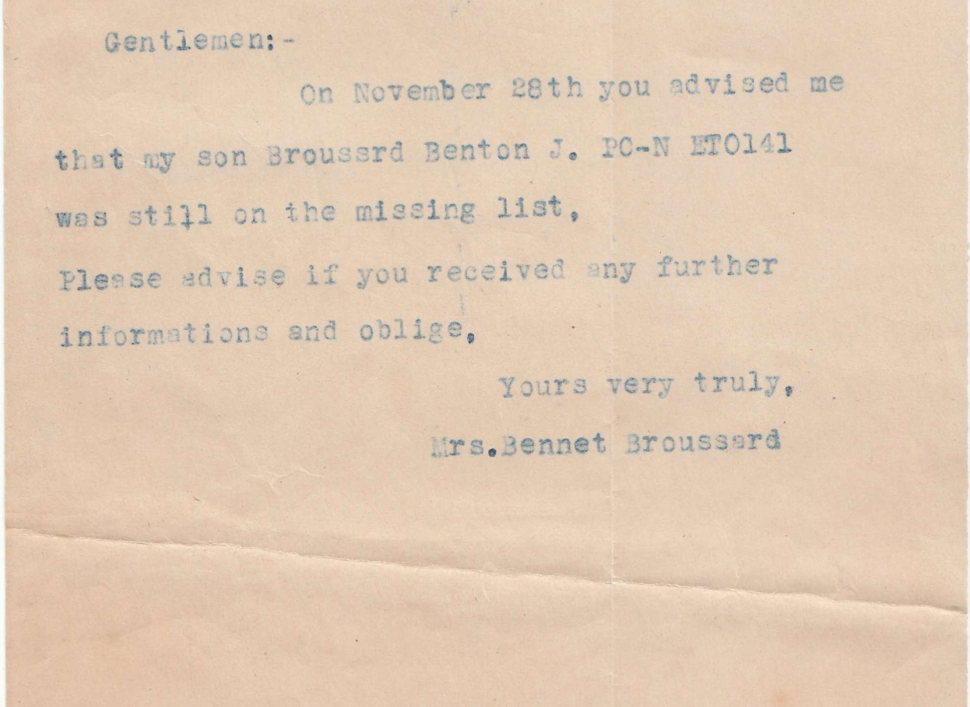 Broussard Telegram