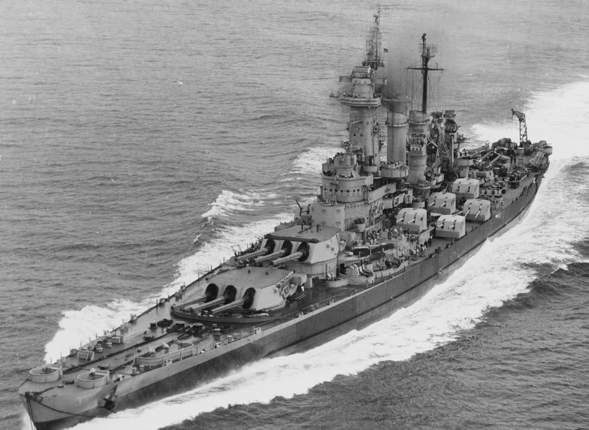 The Second Naval Battle of Guadalcanal | The National WWII