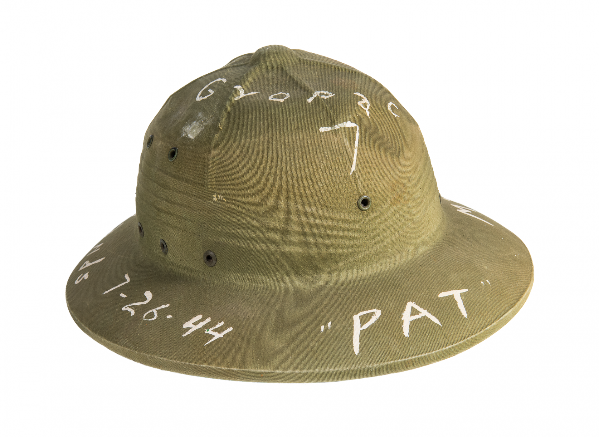 Pith Helmet from Entertainer Patty Thomas
