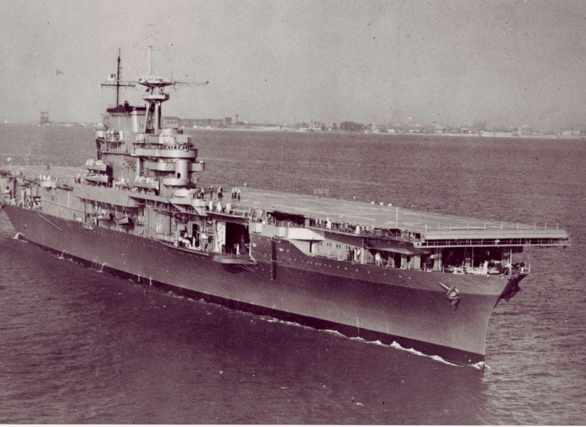 An Eyewitness to the USS Hornet's Last Battle | The National