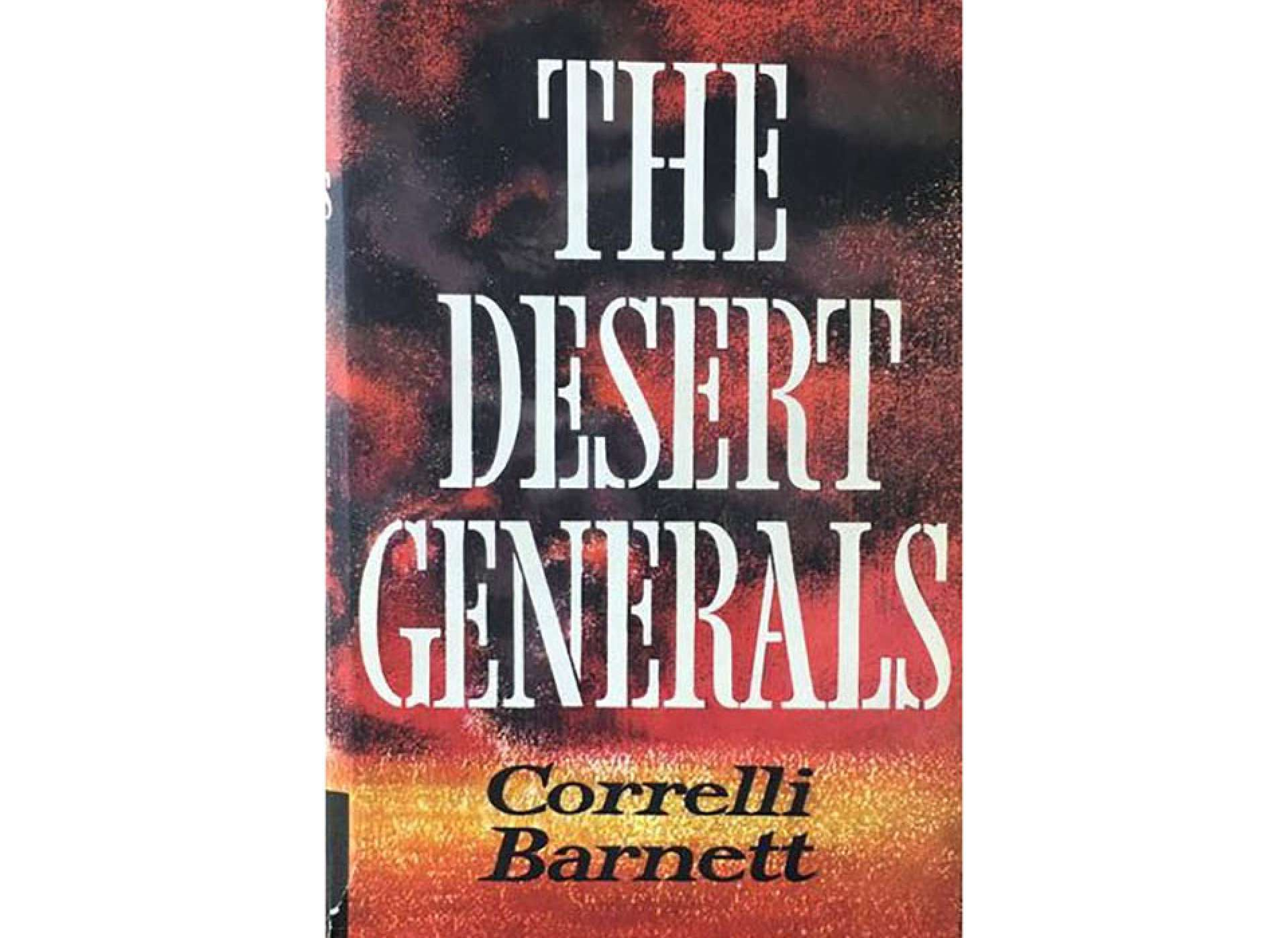 The Desert Generals. Courtesy of Amazon.com