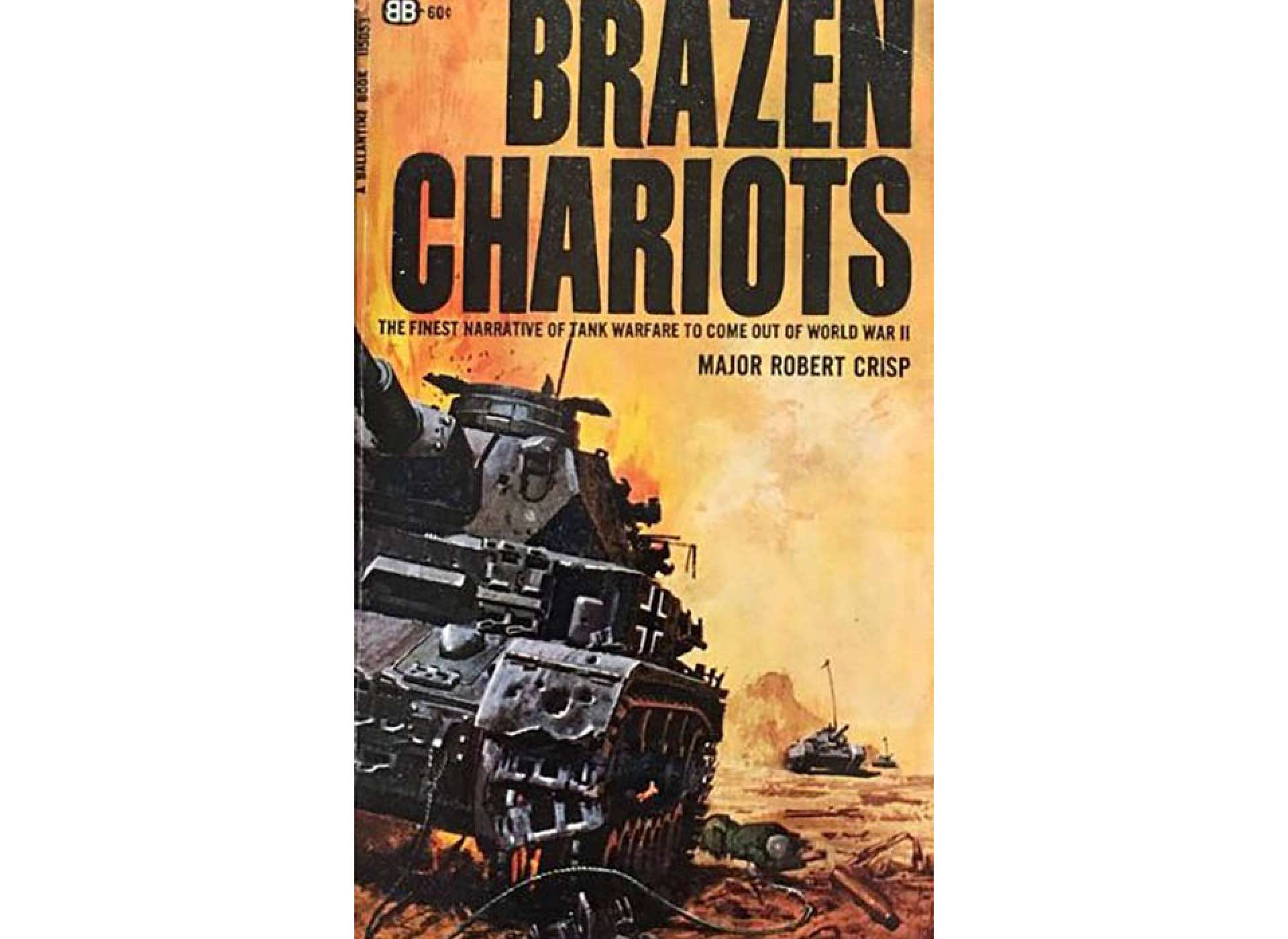 Brazen Chariots. Courtesy of Amazon.com