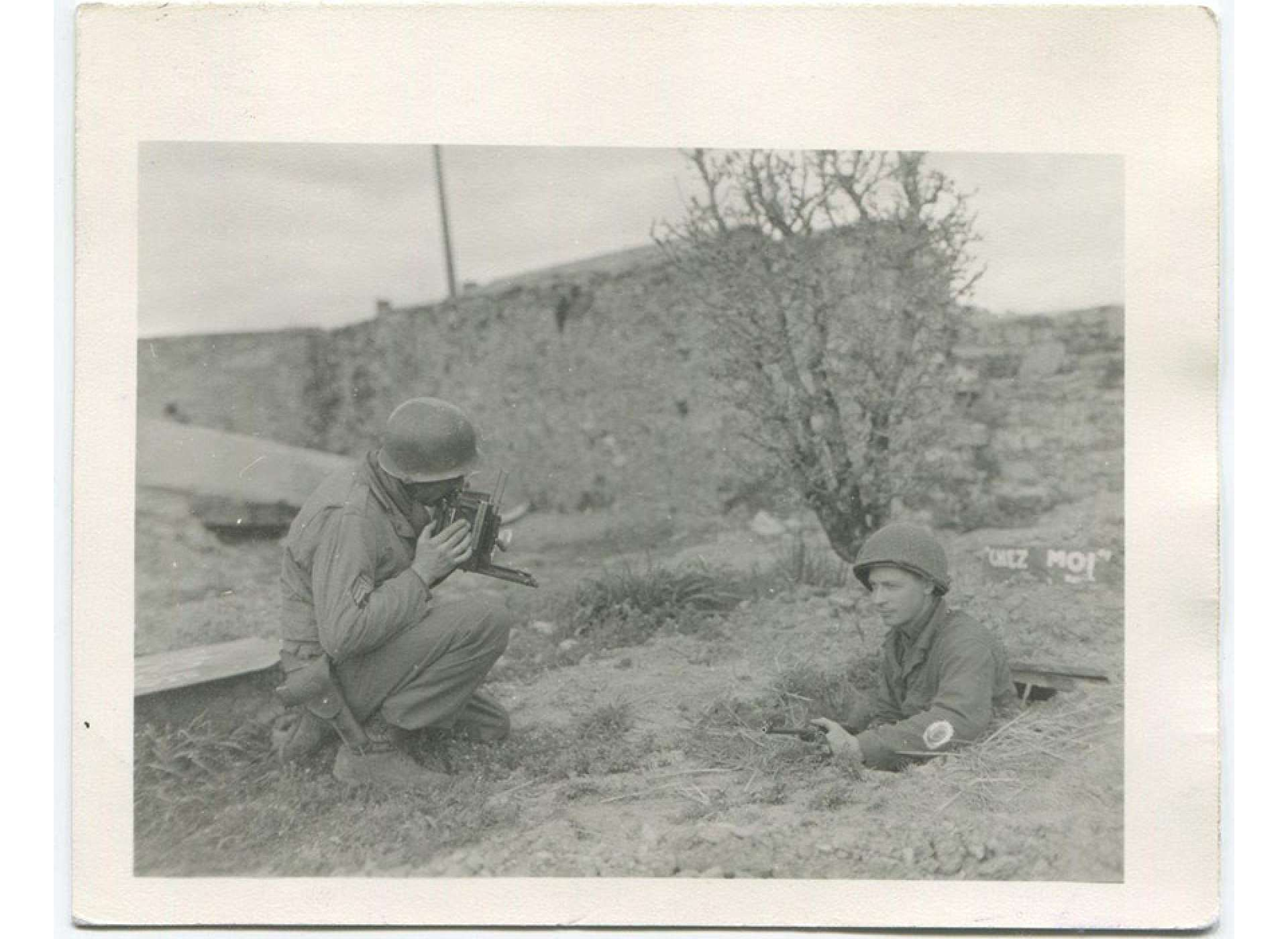 Signal Corps Photographer