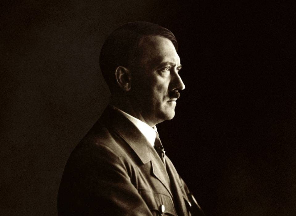 The Rise and Fall of Hitler's Germany