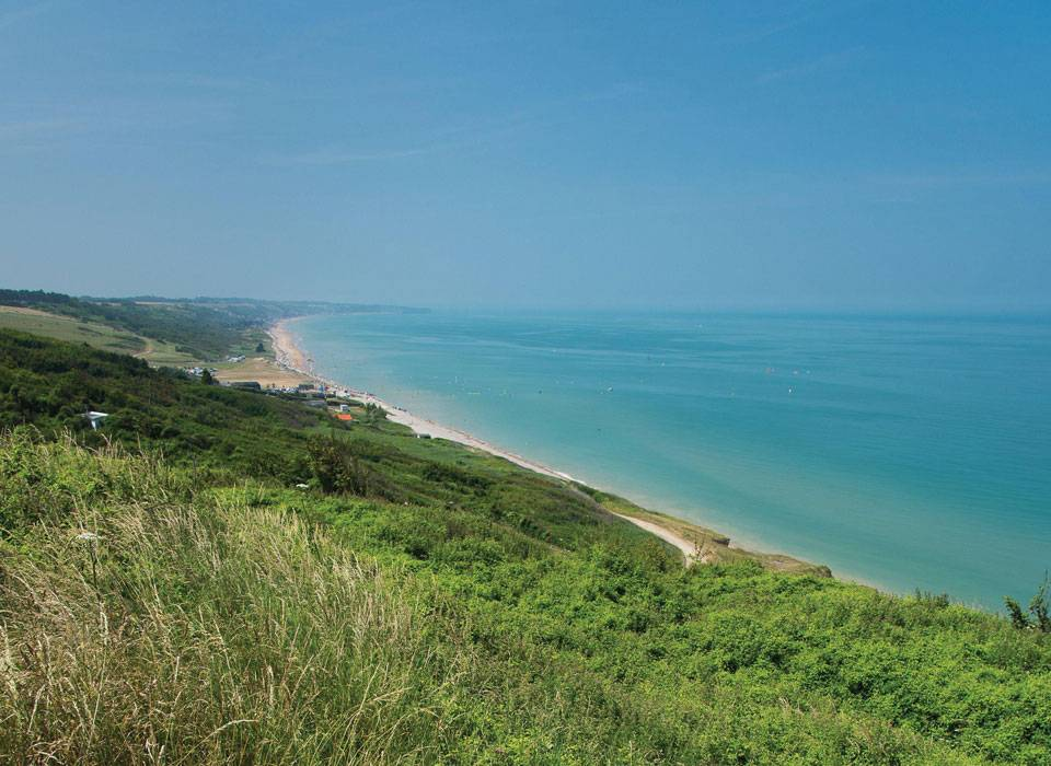 Normandy Beaches Trail Run Tour