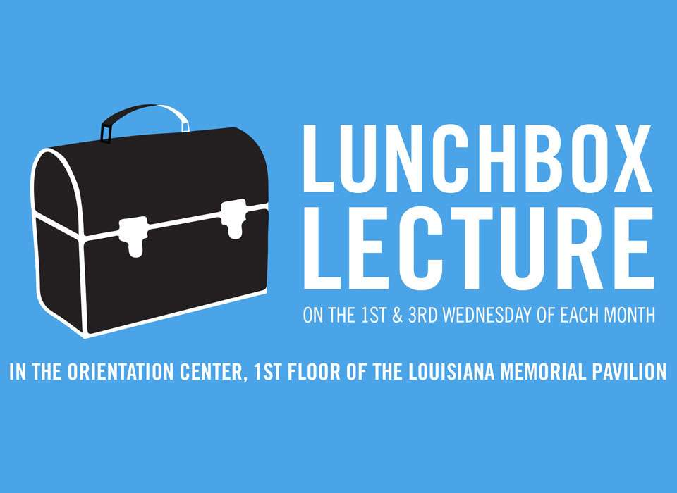 Lunchbox Lecture logo