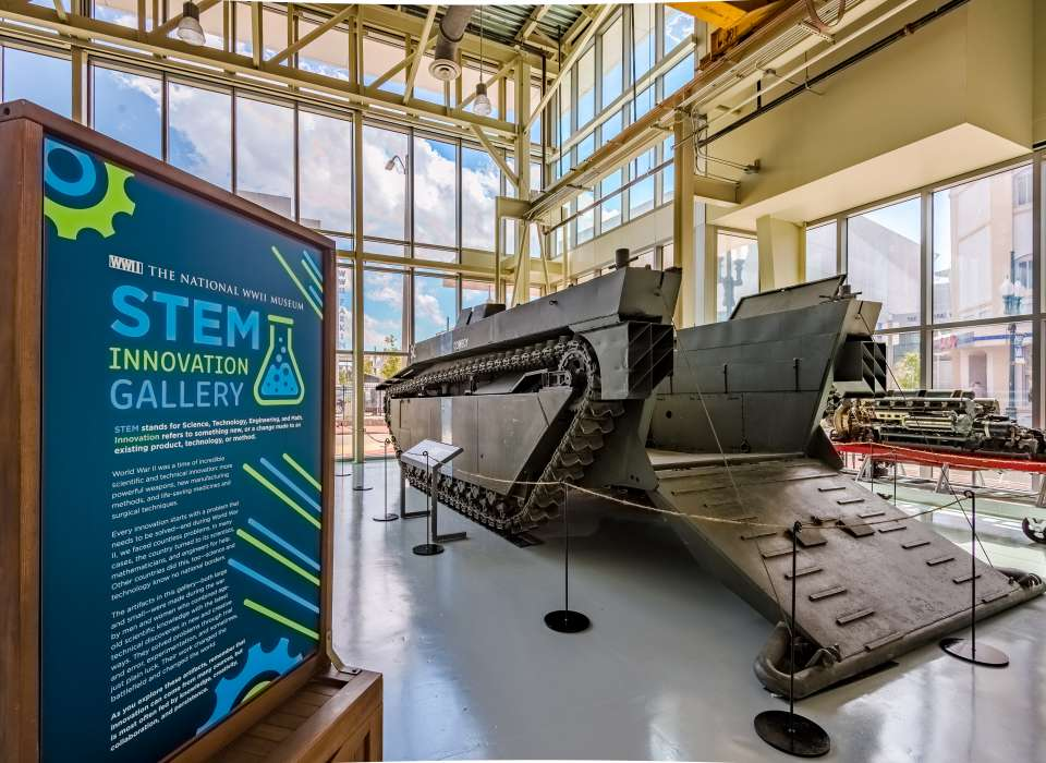 STEM Innovation Gallery