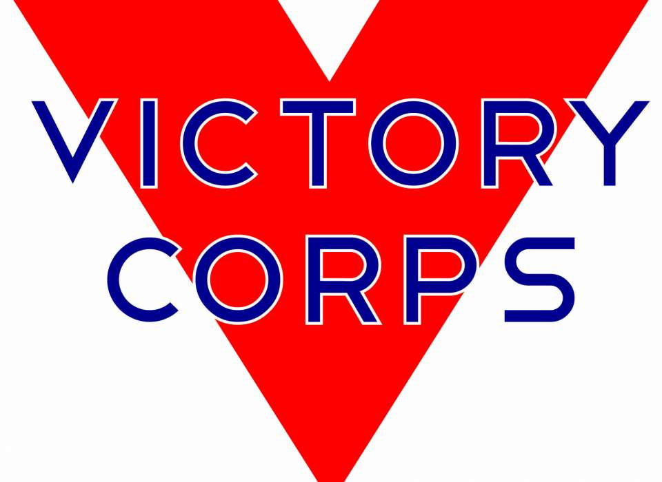 Victory Corps logo