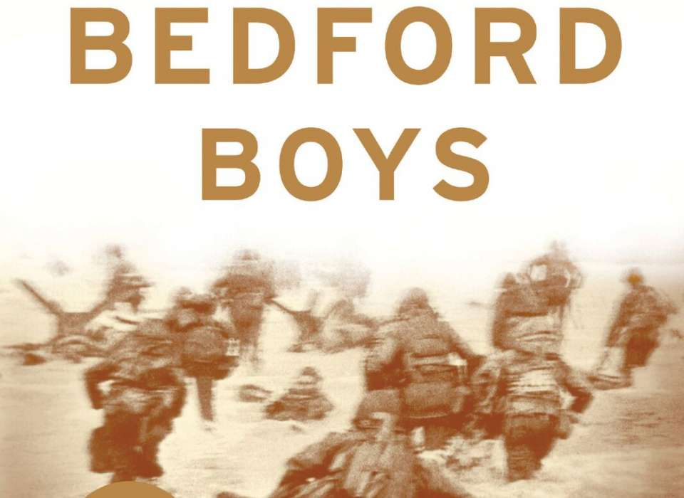 Cover of Alex Kershaw's book The Bedford Boys