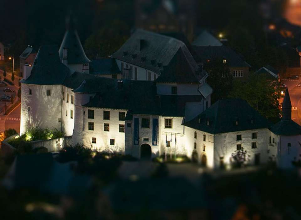 Hotel International, Clervaux, Luxembourg, exterior