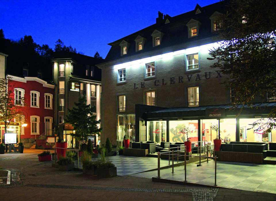 Hotel International, Clervaux, Luxembourg