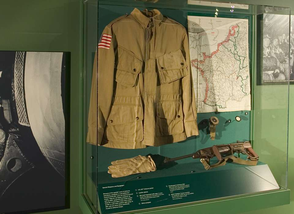 D-Day Invasion of Normandy gallery, American uniform