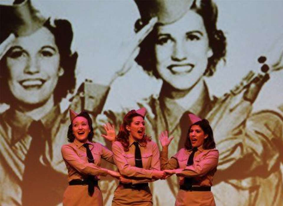 NOLA.com: BB's Stage Door Canteen 2017-2018 season