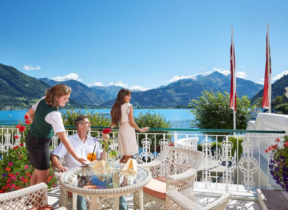 Grand Hotel Zell-Am-See, Austria