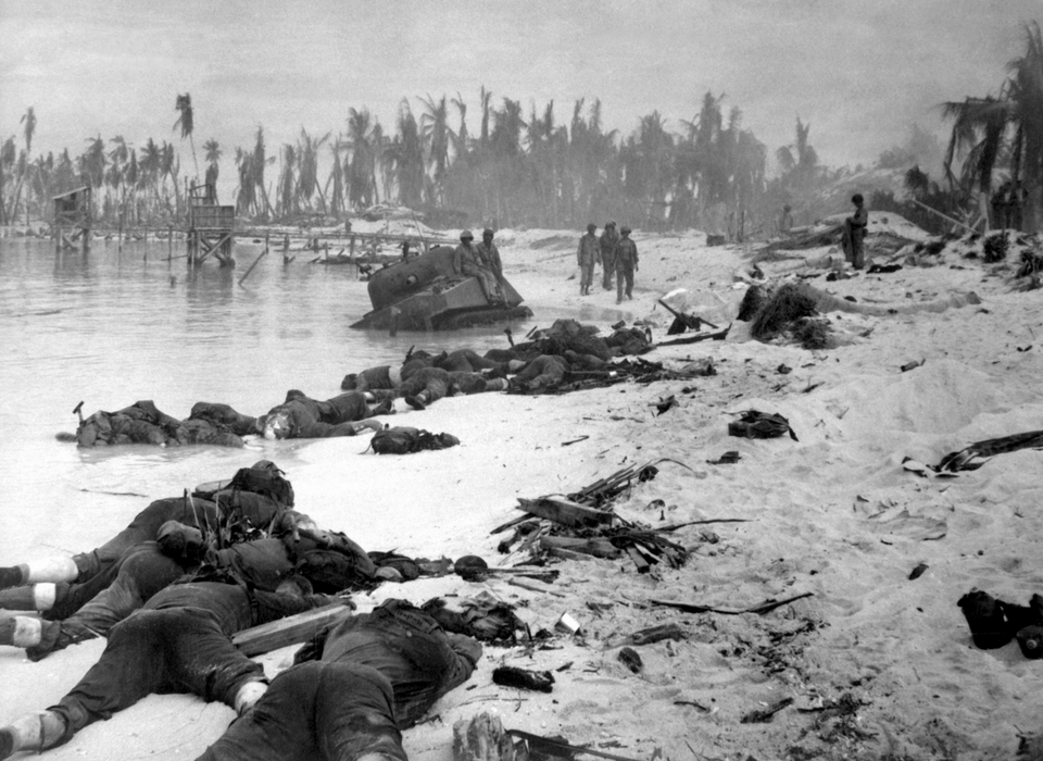 Photo Finish: The Battle of Tarawa   The National WWII Museum   New Orleans