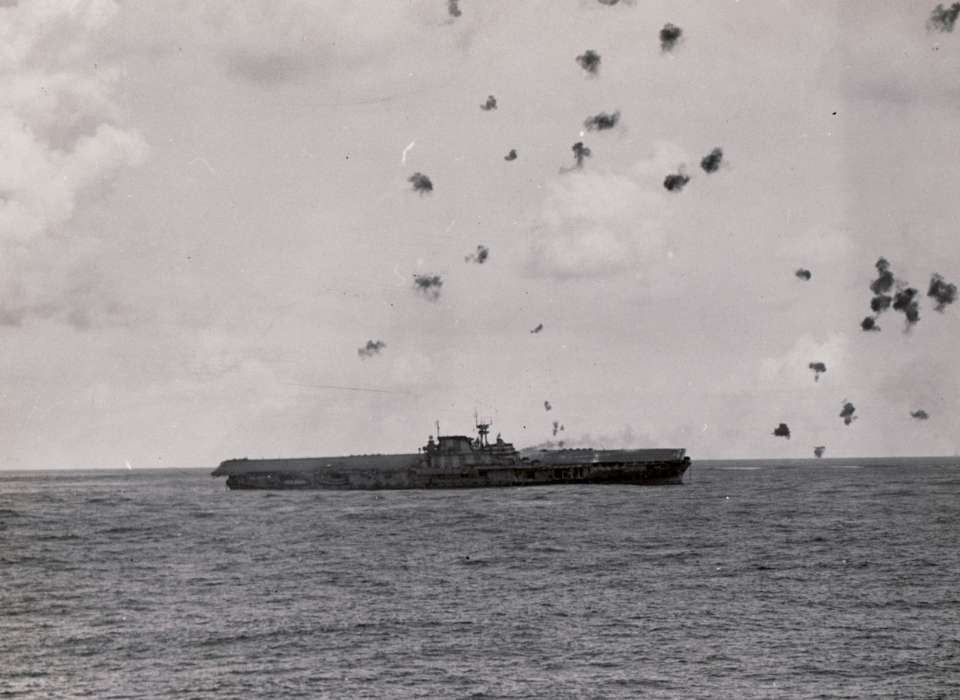 849146091 An Eyewitness to the USS Hornet's Last Battle | The National WWII ...