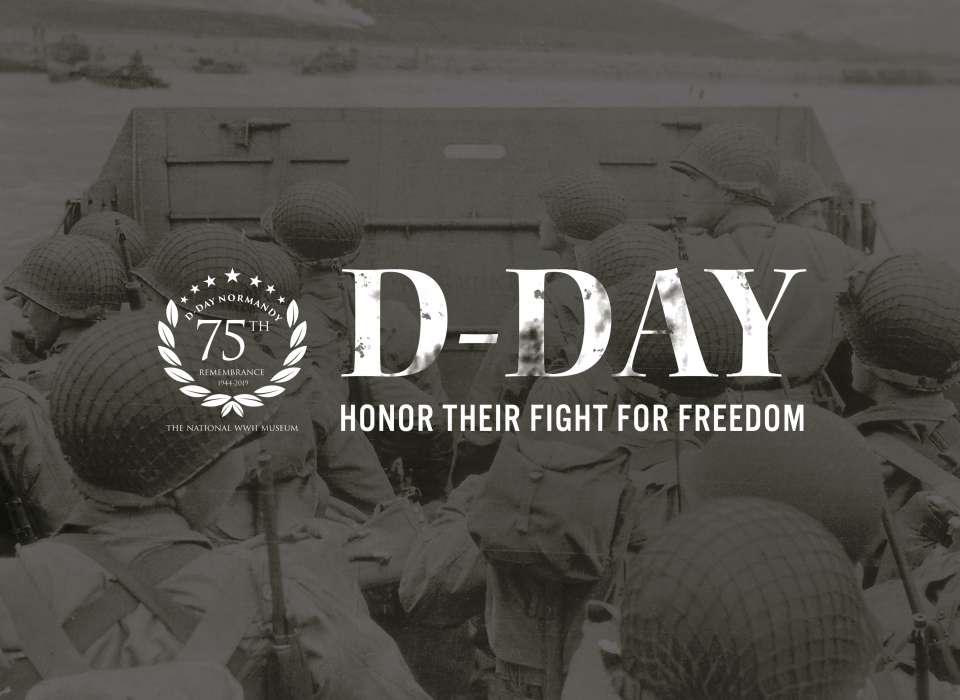 The 75th Anniversary of D-Day | The National WWII Museum ...
