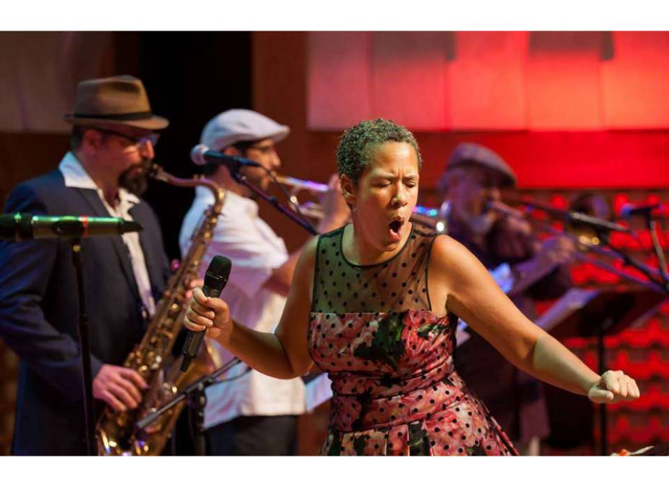 Latin Music Dine & Dance with Muevelo | The National WWII Museum