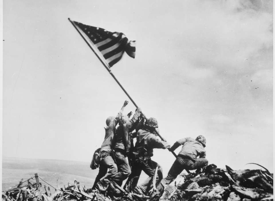 75th Anniversary of the Battle of Iwo Jima | The National WWII Museum | New  Orleans