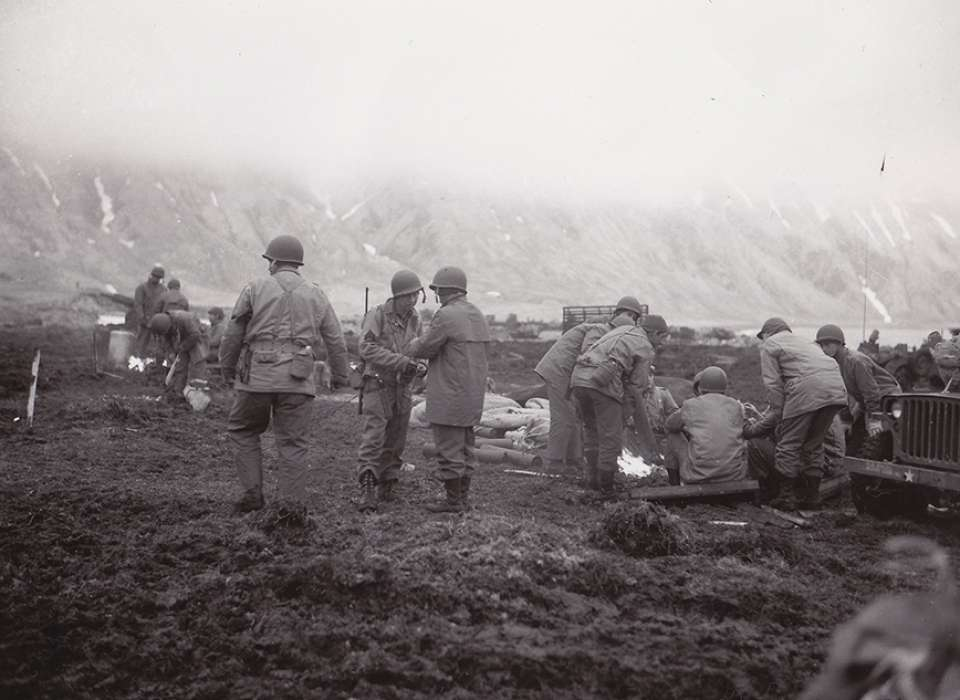 Retaking the Aleutians | The National WWII Museum | New Orleans