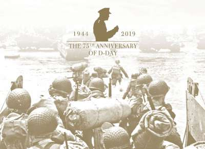 The 75th Anniversary of D-Day: An Iconic Journey of Remembrance