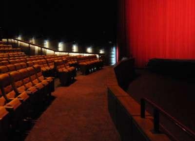 Solomon Victory Theater interior